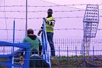 Pracovník bezpečnostní agentury v sektoru hostí