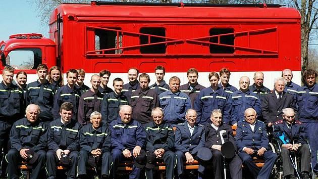 Sbor dobrovolných hasičů z Třeštice