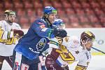 Hokejový zápas 25. kola hokejové Chance ligy mezi HC Dukla Jihlava a Rytíři Kladno.