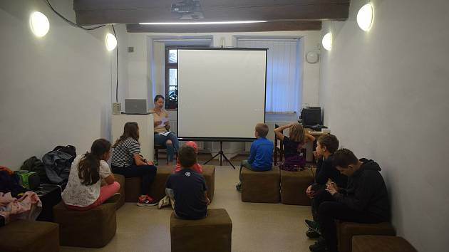 Muzeum Vysočiny Jihlava připravuje kroužek pro děti.