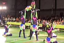 Do letošní sezony jihlavské rokenrolistky vstoupily s úplně novou sestavou, s novými kostýmy a také s několika novými tanečnicemi.