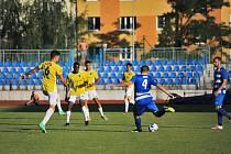 Fotbalisté FC Vysočina mají po dvou kolech druhé ligy plný bodový zisk.
