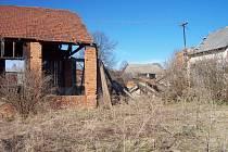 Takto to vypadá na statku chovatele Jaroslava Haška v Salavicích.