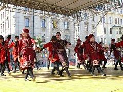 Jihlavské folklorní léto, kterého se účastnili tanečníci z celého světa, se letos na Masarykově náměstí v Jihlavě konat nebude. Vysočan má totiž problémy s vracením dotací.