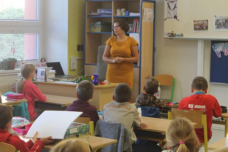 Čtvrťáci v ZŠ Kollárova si první školní den stanovili jasná pravidla.