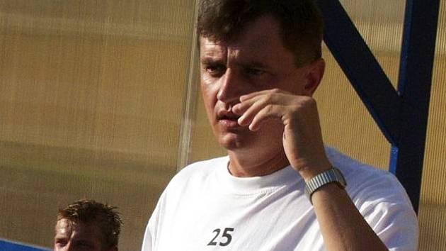 Asistent hlavního kouče Bokši Josef Vrzáček je zklamaný. Jihlavě se totiž nepodařilo splnit cíl a postoupit do nejvyšší domácí fotbalové soutěže.
