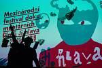 Slavnostní zahájení 23. ročníku Mezinárodního festivalu dokumentárních filmů Ji.hlava.