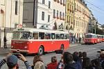 Oslavy 111 let MHD v Jihlavě nabídly ukázku historických i nejnovějších vozů.
