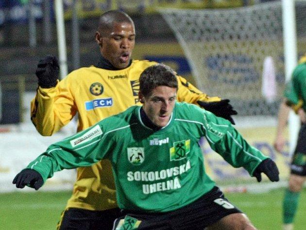 FC Vysočina bude hrát o důležité body v sobotu dopoledne v Sokolově.