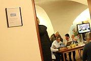 Občanští demokraté oslavovali i v Jihlavě.