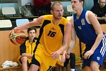 Osmnáct bodů si připsal v nedělním duelu proti Košířům Jiří Bubák. Bohužel pro domácí měli ale lépe nabito hosté, kteří si do Prahy odvezli výhru 89:79.