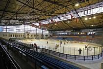 Nová umělá ledová plocha by k té na Horáckém zimním stadionu mohla vyrůst vedle ZŠ Seifertova v Jihlavě