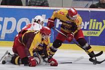 Po Šumperku a Kladně přijeli s prázdnou hokejisté Dukly také z Prostějova. Na ledě Jestřábů přitom jihlavští hráči třikrát vedli, zápas však v poslední pětiminutovce zbytečně ztratili.