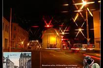 Jihlava včera a dnes je název fotografické výstavy členů Horáckého fotoklubu Jihlava v Muzeu Vysočiny, kteří si vytkli za cíl srovnat místa na starých pohlednicích města se současností.