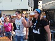V Telči se uskutečnil další ročník pivního festivalu.