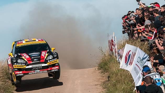 Přízeň fanoušků. Té si jihlavský jezdec Martin Prokop v Polsku užil dostatečně.