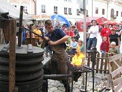 Renesanční Telč žije opět po roce hudbou. Ve městě už po 28. odstartoval hudební festival Prázdniny v Telči.
