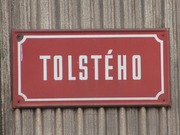 Tolstého
