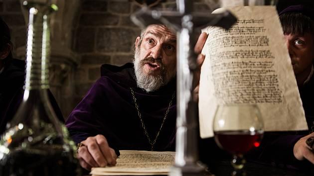 Postava Michala de Causis se objevila i v trilogii Jan Hus. Ztvárnil ho herec a režisér Achab Haidler.