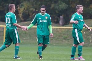 Fotbalisté Rapotic jdou po výhře 7:0 nad Náměští-Vícenicemi, která poslal na utkání svou rezervu, v poháru dál.