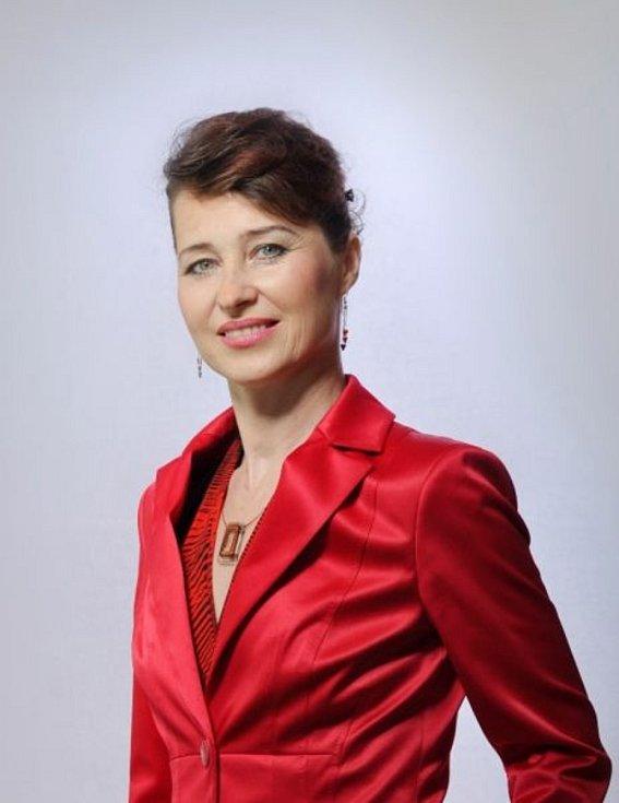 Lenka Benešová.