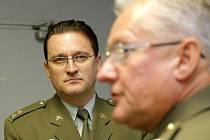 Besedy o radaru v jihlavské DKO se zúčastnili i zástupci armády.