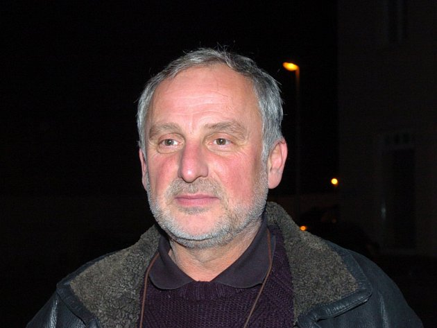 Herec Miloslav Mejzlík