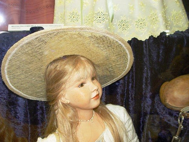 Nová výstava panenek v Jihlavě