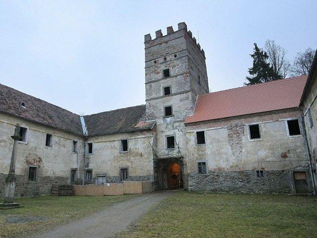 Brtnický zámek ožívá