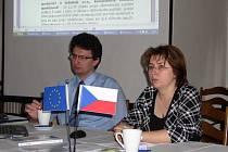 Bezplatný seminář na téma neschopenky uspořádal Svaz průmyslu a dopravy ČR v jihlavském hotelu Gustav Mahler