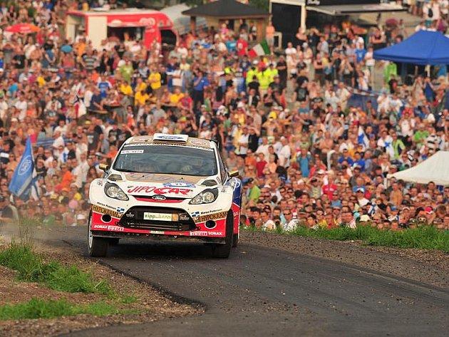 Rychlé vložky a skvělá atmosféra podél tratí. To jsou důvody, proč si Martin Prokop zamiloval Finskou rallye. Letos však poznal, že konkurence je tam daleko větší než kdekoli jinde.