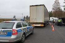 Při policejní akci, zaměřené na nelegální tranzitní migraci, policie na dálnici D1 zkontrolovala 49 vozidel a 62 osob.
