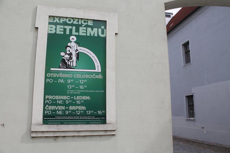 Betlémy proslavily Třešť v celorepublikovém měřítku, lidé si je tam mohou prohlížet i v létě.
