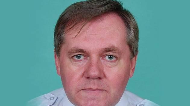 Hasič Jaroslav Plášil odchází po dvaceti sedmi letech do výslužby.