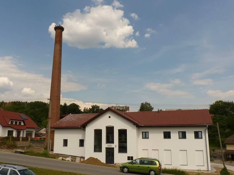 Bývalý lihovar v Kamenici u Jihlavy prošel radikální proměnou. Stal se z něj pivovar.