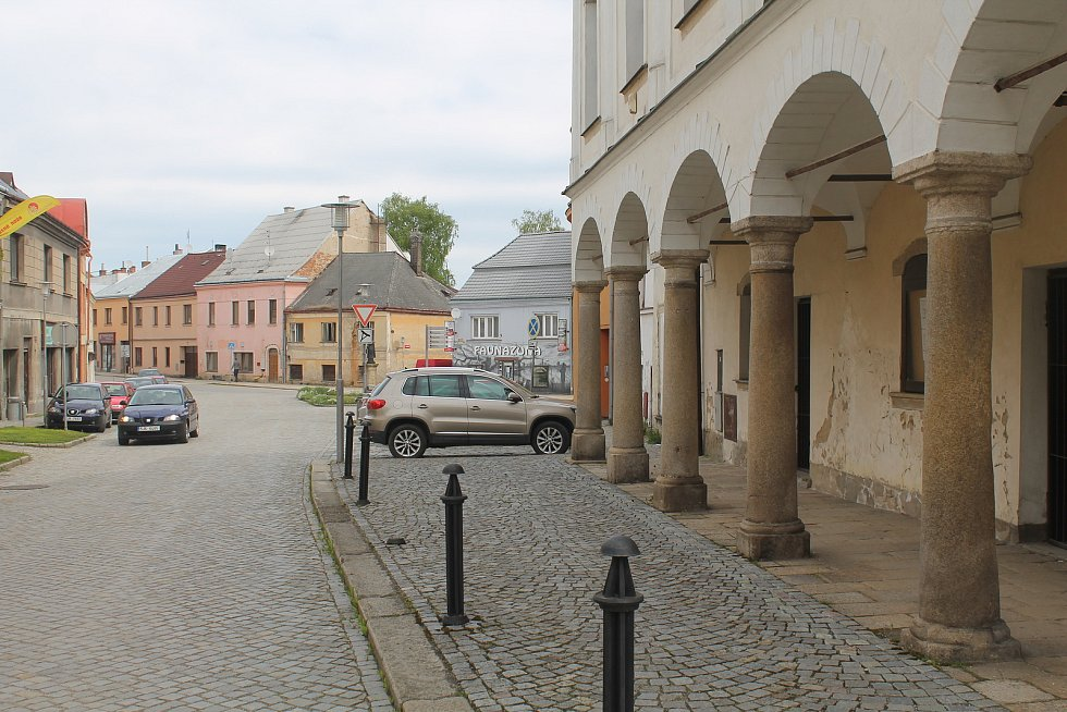 Třešť je co do počtu obyvatel druhé největší město Jihlavska.
