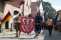Sobotní oslavy výročí 910 let od založení Telče