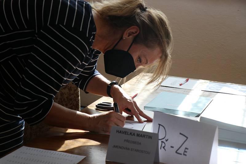Sněmovní volby na Vysočině 2021.