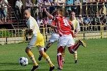 Utkání Jaroměřic s Okříškami mělo náboj derby. Po šlágru kola, který se hrál v neděli 4. září, se ale údajně stala událost, kterou nyní bude prošetřovat disciplinární komise.