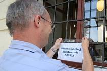 Předprodej v novém. Od 23. července si chodí Jihlavané pro jízdenky na radnici. Prostory nabídnou větší komfort.