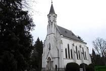Kaple na jihlavském ústředním hřbitově projde opravou za více než 2 miliony korun.