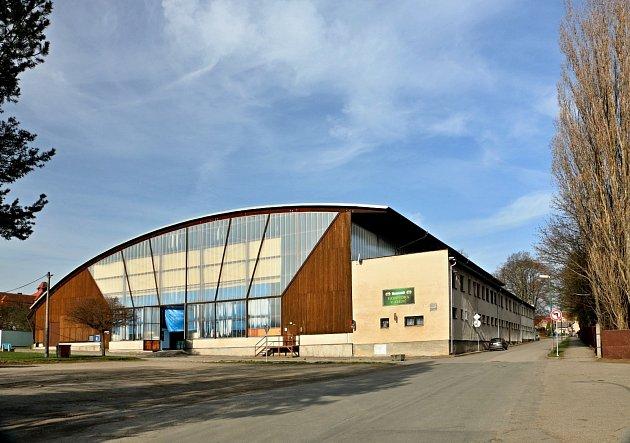 Zimní stadion Chotěboř