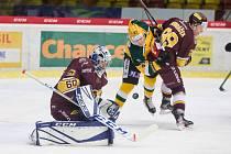 Jihlavští hokejisté se představí v sobotu doma. Od půl šesté hostí Litoměřice.