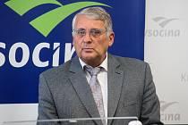 Ředitel Krajské hygienické stanice Kraje Vysočina Jan Říha.
