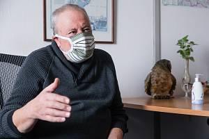 JIří Kos, ředitel sekce ochrany a podpory veřejného zdraví Krajské hygienické stanice Kraje Vysočina.