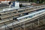 Soutěžící projekty: Rekonstrukce nástupišť Havlíčkův Brod.