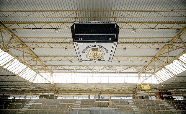 Zimní stadion Moravské Budějovice