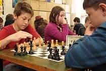 Jihlavský dům dětí a mládeže patřil mladým šachistům.