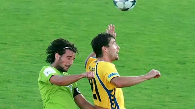 V loňském ročníku druhé ligy FC Vysočina na svém hřišti fotbalisty Mostu zdolal 3:1. Tento výsledek by jihlavští hráči brali i po dnešním zápase.