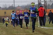 Mladí přespolní běžci se v neděli sejdou v Táboře k bojům o tuzemské tituly.